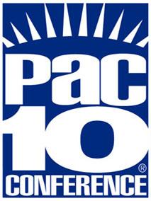 Pac-10 college softball.